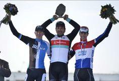 "Cancellara: ""Mission accomplished"" | RADIOSHACK LEOPARD TREK"