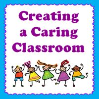 Free tips, strategies, and activities for creating a caring classroom, right from the first day of school! This is a link up, so you'll be seeing more ideas and strategies added in the coming days!