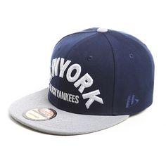 NLBM - Snapback Cap - New York Black Yankees - Letters - Kids