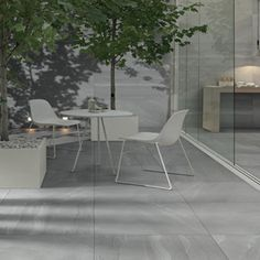British Stone Grey Outdoor Tile - 600x600x20mm Outdoor Porcelain Tile, Outdoor Tiles, Outdoor Spaces, Outdoor Flooring Options, Tile Manufacturers, Al Fresco Dining, Open Plan Living, Grey Stone, Stone Tiles