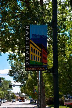 Downtown Castle Rock, Colorado