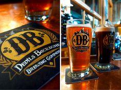 Devil's Backbone Brewery in Nelson County, VA