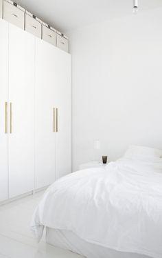 bedroom cabinets/storage