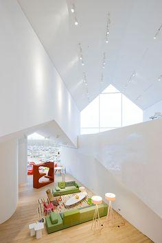 VitraHaus / Herzog & de Meuron | AA13 – blog – Inspiration – Design – Architecture – Photographie – Art