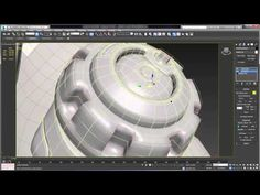 3ds Max 2016 – OpenSubdiv support, now with adaptive subdivision in the viewports and at render time - YouTube