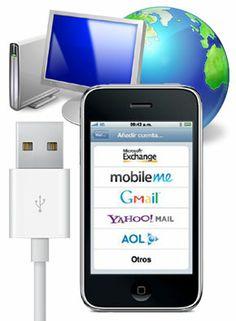 Compartir la conexión a Internet desde un iPhone.