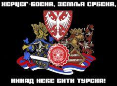 Херцег-Босна, земља србска!