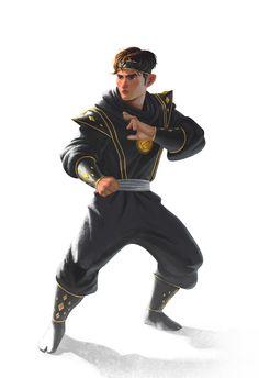 Fan art : Adam Black ranger from Mighty Morphin Power Rangers: The Movie Power Rangers Ninja Storm, Go Go Power Rangers, Mighty Morphin Power Rangers, Power Ranger Black, Green Ranger, Thundercats, Vr Troopers, Dbz, Pawer Rangers