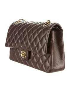 Chanel Double Flap Bag - Great Bag, Perfect Size for Everyday!  (Measurements  c3a856c815a