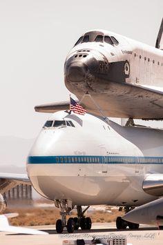 "Space Shuttle ""Endeavour"""