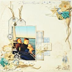 CraftHobby Oliwiaen: Summertime