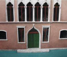 Venetian palazzo front door