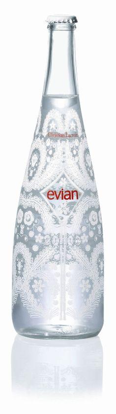 Evian by Christian Lacroix