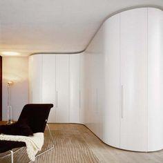 Novamobili Loft wardrobe