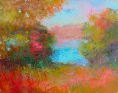 Hilda Neily -  Landscapes - Path to Pond