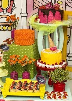 Festa Infantil | Casinha do Sorvete | Vestida de Mãe | Blog sobre Gravidez, Maternidade e Bebês por Fernanda Floret