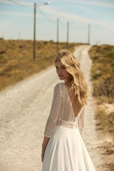 Boho wedding dresses from Rembo Styling. Derbyshire bridal boutique near Sheffield. Shop the Rembo Styling bridal collection. Book your appointment online. Rembo Styling, Bridal Dress Design, Bridal Style, Lace Wedding Dress, Bridal Dresses, Simple Gowns, Bridal Separates, Wedding Dress Boutiques, The Dress