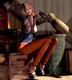 Second Life,Fashion