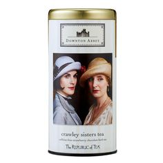 The Republic Of Tea Downton Abbey Crawley Sisters Rooibos Red Tea, 36 Tea Bags >>> Click on the image for additional details. (This is an affiliate link and I receive a commission for the sales)