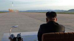 監控發布模擬什麼樣的核打擊在朝鮮問題上會是什麼樣子