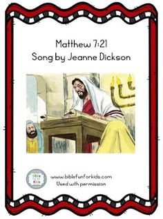 Quick Bible Quiz Part 1 and two new songs with one-page song and choice of color and black & white flipchart Bible Quiz Questions, Fun Learning Games, Bible Songs, Bible Knowledge, What Book, Song One, Bible Crafts, First Page, Craft Stick Crafts