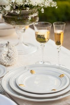 Mary Tuttle's Flowers and Gifts offers Simply stated elegance elevated by pieces from our Acanthus Gold collection.