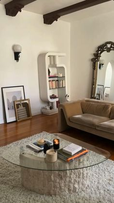Dream Home Design, Home Interior Design, Interior Architecture, House Design, Living Room Decor, Living Spaces, Aesthetic Room Decor, Apartment Interior, Decoration