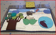Capturerx2 Picnic Blanket, Outdoor Blanket, Story Stones, Kids Rugs, Animation, Diy, Mobiles, Stitching, Images