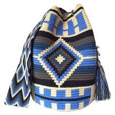 Dominguero Wayuu Mochila Bag – LOMBIA & CO.