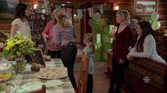 Amy Georgie Katie (Julia Baker) Lisa Lou Mallory Wells (Jessica Amlee).