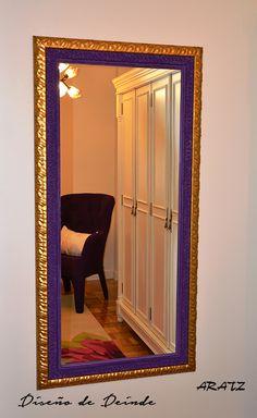 espejo vestidor diseo de deinde
