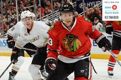 The 2 best teams in the NHL go at it TONIGHT in Chicago...The Anaheim Ducks vs Chicago Blackhawks... 7pm CT... The Ducks are red-hot...not only have they won their last 8 games, but 18 of their last 19...the 2nd team to do that in NHL history (1967-68 Canadians)...while the Hawks are 4-1-5 over their last 10 games... For great tickets to all the NHL games, just Fricket it!.... http://fricket.com/