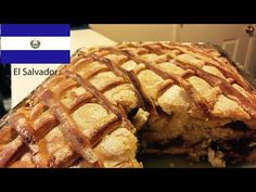 Pastry Recipes, Baking Recipes, Cookie Recipes, Bread Recipes, No Bake Desserts, Dessert Recipes, El Salvador Food, Salvadoran Food, Recetas Salvadorenas
