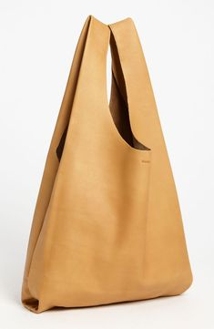 Baggu Leather Tote.:3226-  #gifts #shopping #christmas https://itunes.apple.com/us/app/blisslist-easy-shopping-gifting/id667837070
