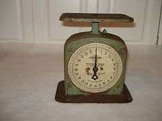 Antique/Vintage Universal Household Scale by Landers,Frary & Clark