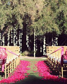 Wedding Aisle Decor Ideas