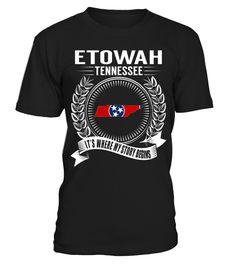 Etowah, Tennessee - My Story Begins