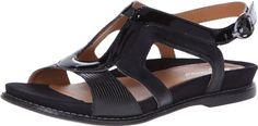 Earthies Women's Arvello Black Patent Leather Sandal 5.5 M Earthies http://www.amazon.com/dp/B00E7X6SD4/ref=cm_sw_r_pi_dp_p.Y0wb1C933XJ
