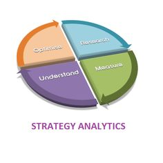 STRATEGY ANALYTICS :  We are not a one trick pony; we've got a lot of tricks up our collective sleeves