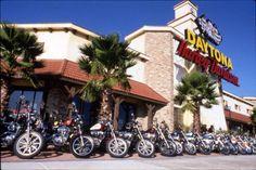 Harley Davidson Dealership in Daytona Beach, Florida