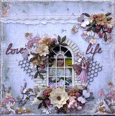 Love Life ***49 and Market*** - Scrapbook.com