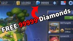 Mobile Legends Hack - Free Diamonds LIVE PROOF Mobile Legends hack with no human affirmation - Mobile Legends hack Mobile Legends Mod APK Unlimited Diamonds Generator for Android or iOS No Verification Mobile Legends Hack APK - How to Get Free Diamonds on