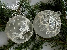 www.polandhandmade.pl #polandhandnade #OxiGra #glass #ornament