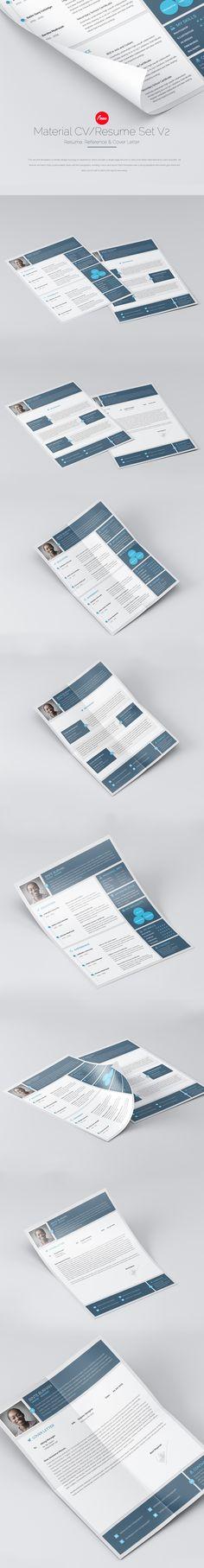 Minimal Elegant CV Resume And Cover Letter Mockup PSD Resume - ups resume
