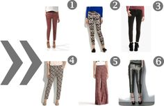 """""""Printed Pants"""" by thedoubleissue on Polyvore"""