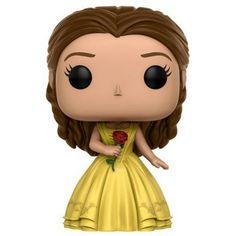 Figurine Belle (Beauty And The Beast) | Funko Pop
