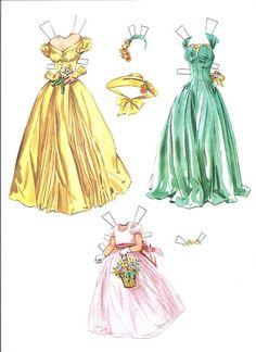 Here's the Bride - Golden Books - DollsDoOldDays - Picasa Web Albums
