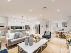 Our Hampton Style Forever Home: A Modern Hamptons Masterpiece Hamptons House, The Hamptons, Modern Country Style, Coastal Style, Custom Built Homes, Hampton Style, House Plans, New Homes, House Design