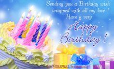 happy birthday wishes in english - Αναζήτηση Google
