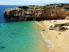 Praia De Albandeira Lagoa Porches Algarve Algarve Praia